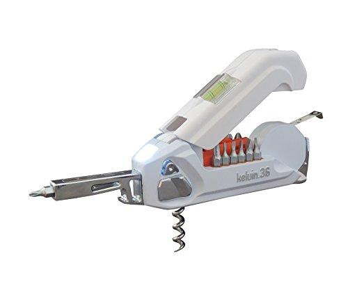 Preisvergleich Produktbild Kelvin Tools K36WHT01-01 36 The Ultra Urban Tool
