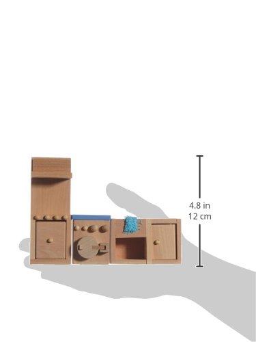 Imagen principal de Beluga 70120  - Muebles de madera para la cocina de casa de muñecas