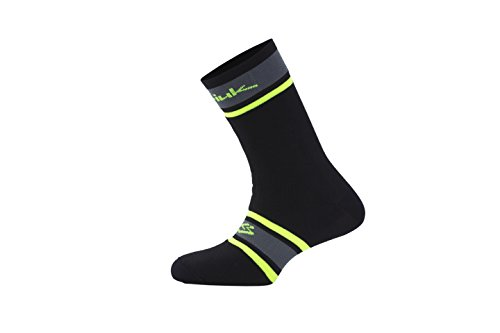 Spiuk XP Winter Calcetines, Hombre, Negro, 40/43