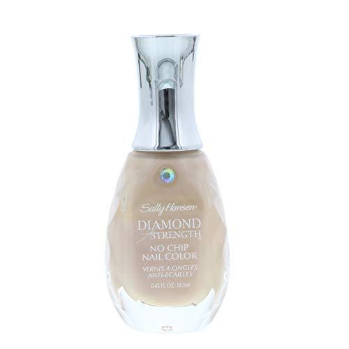 Sally Hansen Diamond Strength kein Chip Nail Farbe, 13,3ml, 508Duchesse Spitze (Platin-chip)