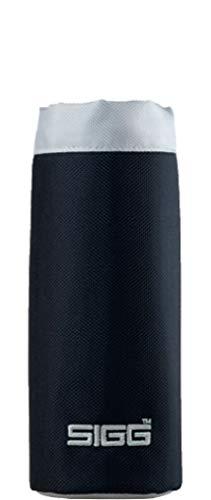 Sigg Flaschenpouch Nylon WMB, Schwarz, 1 Liter, 8335.7000000000007