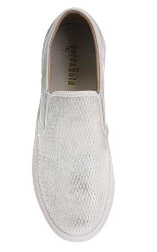 GOLD AND GOLD - SNEAKER Bianco