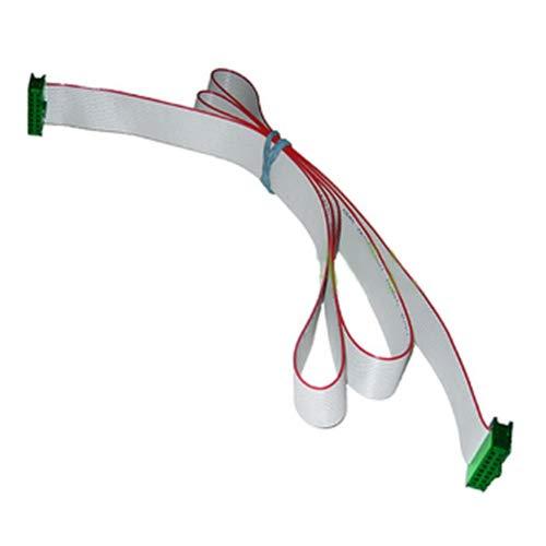 Kit Stecker Kabel Flat 16polig für Speicherkarten micronova der Pelletöfen (Motor Für Pelletofen)