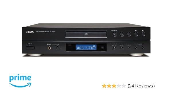 Open Kast Manchester : Teac cd player cd p1260 mp3 cd r: amazon.de: elektronik