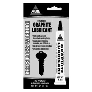 AMERICAN GREASE STICK (AGS) MZ-2H .21OZ X-Fine Graphite by AGS (American Grease Stick )