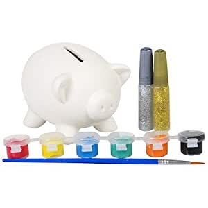 Grafix make your own piggy bank spielzeug for Create your own piggy bank