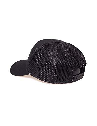 Imagen de grimey  midnight trucker curved visor cap ss19 black snapback alternativa