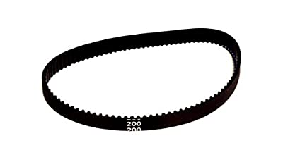1Pc runder Gummi-Zahnriemen 2GT 6mm 200/280/400 / 852mm f¨¹r Pulley 3D Drucker