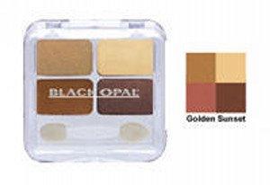 Black Opal – Ombre à Paupières Kit (hypoallergénique) – Golden Sunset (Rare.)
