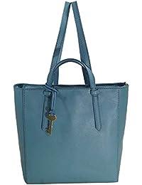 4866b4fe2c26b Fossil Rucksack Tasche Daypack Camilla SML Backpack ca. 10L Blau ZB7667-981