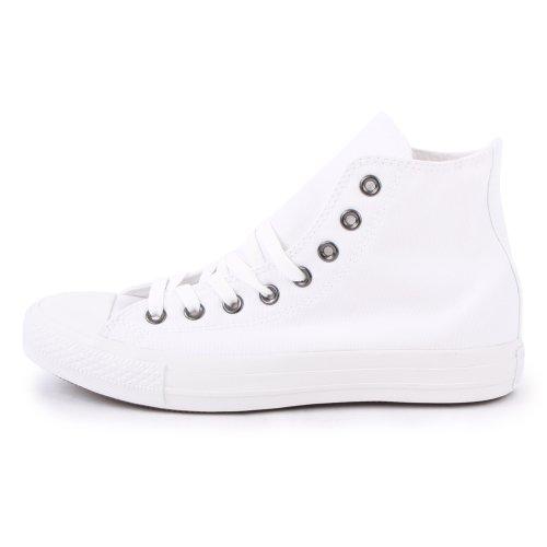Converse Ctas Core Hi, Sneaker Unisexe Mode Blanc Adulte