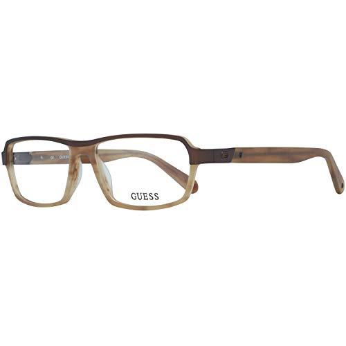 Guess Herren Brille Gu1790 D96 55 Brillengestelle, Braun,