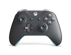 Microsoft Xbox One, Controller Wireless, Edizione Speciale Grigio-Azzurro