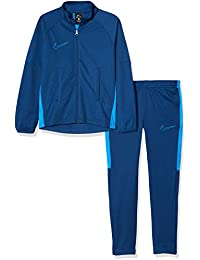 NIKE B Nk Dry Acdmy TRK Suit K2 Chándal, Niños, Coastal Blue/lt Photo Blue/(lt Photo Blue), M