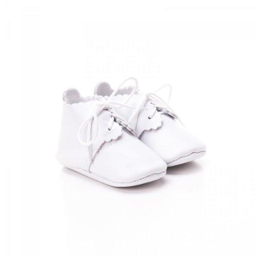 Toma , {Chaussures premiers pas pour bébé (garçon) blanco - blanco