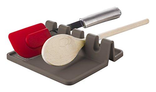 Tomorrow`s Kitchen (bislang Vacu Vin) 46703606 Küchenutensilablage, grau Topf, Topf Mit Löffel
