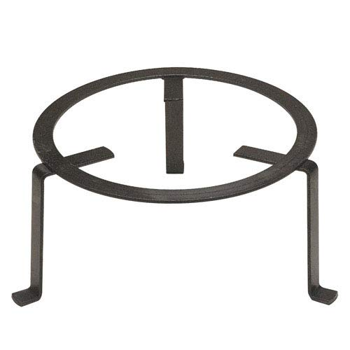 Garcima 5010280 - Trébedes forja redonda 13/30 cm