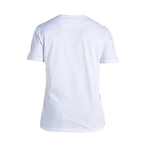 Canterbury Herren Bekleidung CCC Logo T Shirt Weiß - weiß