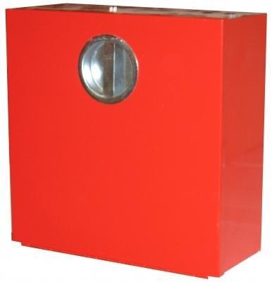 Wandbehälter für Löschdecke EN leer 300 x 300 x 125 mm