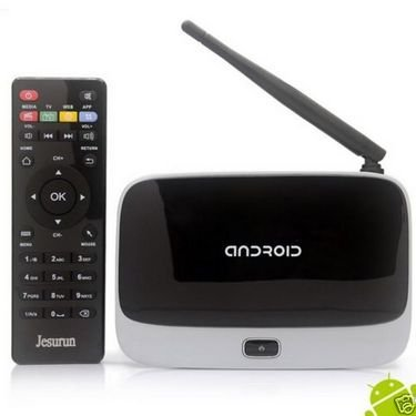 Aeoss Mini Pc Tv Box Quad Core Cs918 With Android 4.2 2Gb Ram/ 8Gb Rom  available at amazon for Rs.3999