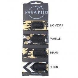 Para'kito Wristband/Armband für Erwachsene zum Verteilen von ätherischen Ölen, Bangkok
