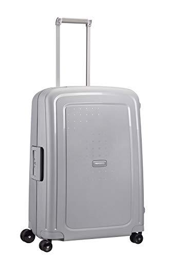Samsonite S'Cure Spinner 69/25 Koffer, 69cm, 79 L, Silver - 5