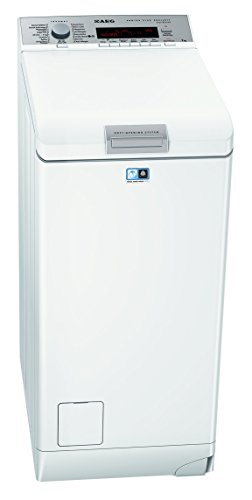 AEG LAVAMAT L87375TL Waschmaschine TL/A+++/156 kWh/Jahr/1300 UpM/7 kg/8990 L/Jahr/Öko-Invertermotor/Dampfprogramme/weiß