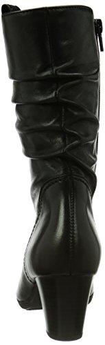 Gabor Shoes 94.684.22 Damen Halbschaft Stiefel Schwarz (Schwarz)