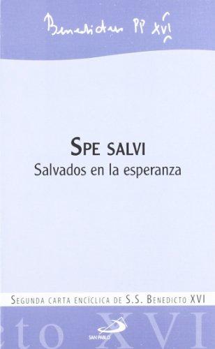 Spe salvi: Salvados en la esperanza (Encíclicas-documentos) por Benedicto Xvi