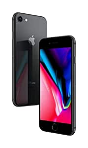 Apple iPhone 8 (64 Go) - Gris (Space Grey): Amazon.fr