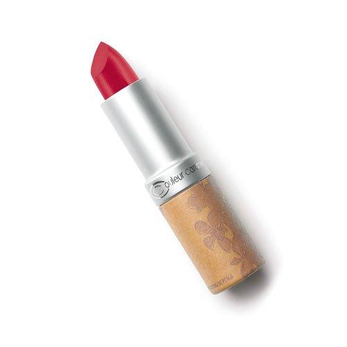 Couleur Caramel -  Lippenstift n°261 Rose perlmutterartiger Schlemmer Bio - 261 Rose
