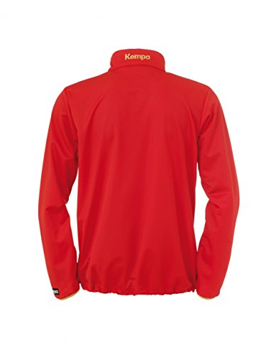 Kempa classic veste - Rouge/or