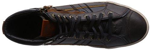 DIESEL - Baskets basses - Homme - Baskets hautes bicolores marron D-String Plus pour homme Black