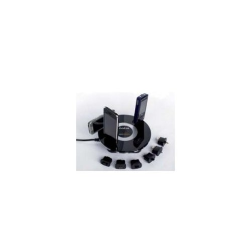 OvisLink ARGON 6U - Cargador (184 x 184 x 43 mm, Negro, 184 mm, 184 mm, 43 mm)