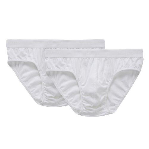 Of The Fruit Xl Jungen-slips Loom (Fruit of the Loom Sport Boxershorts  2 Pack 172087 Herren Unterwäsche, Gr. 52 (L), Weiß (30 ))
