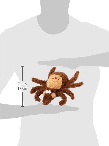 Multipet's 6-Inch Plush Tick Dog Toy, Medium 2