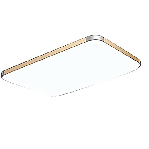 LED Ceiling lights, Modern ceiling light fixture, Flush mount ceiling light,High transmittance lampshade , 45*45 20