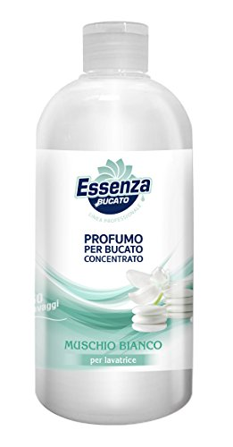 Essenza profuma bucato Muschio Bianco 500 ML