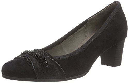 Gabor Shoes Gabor Basic, Damen Pumps, Schwarz (schwarz 17), 39 EU (6 Damen UK)