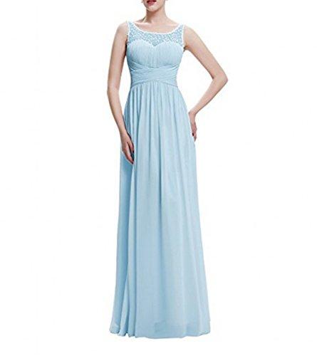 Leader of the Beauty - Robe - Femme bleu clair