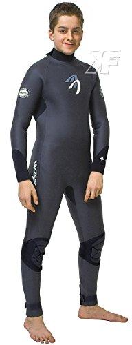 ASCAN JUNIOR POLAR Kinder Neoprenanzug Surfanzug 5 mm,…   04049573511724