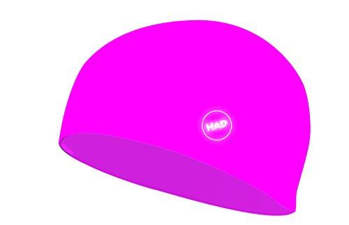 Had Beanie Mütze, Neon Pink Reflective 3M, one size