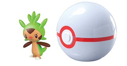 Tomy Pokémon - T18760 - Coffret Clip 'n' Carry Poké Ball - Marisson + Honor Ball