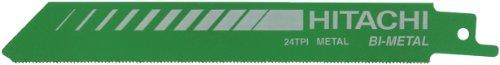 Preisvergleich Produktbild Hitachi Tigersägeblatt 150 mm,BiM,24TPI (VE = 5 Stück)