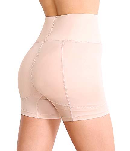 x-Large Syfinee Men Ultra Lift Slimming Body Shaper Tummy High Waist Brief Panties schwarz