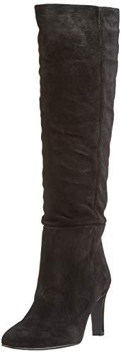Högl Damen Front Row Hohe Stiefel, schwarz (schwarz 0100), 36 EU