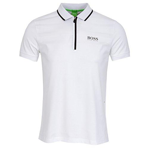 BOSS Green -  Polo  - Uomo White
