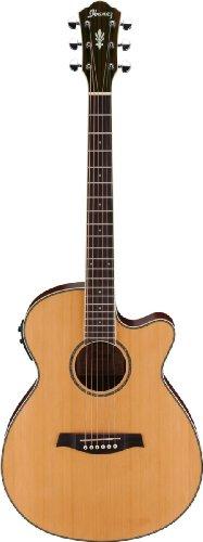 AKUSTIK-ELEKTRO GITARRE IBANEZ LOW GLOSS FINISH (Akustik-elektro Gitarre Ibanez)