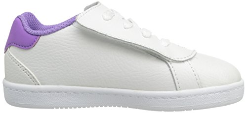 Etnies Toddler Fader LS Unisex-Kinder Sneaker Weiß (White/Purple)