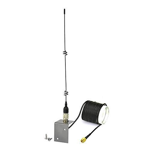 Eightwood 868 MHz Antenne SMA Antenne(3m SMA Verlängerung + Tragbare Basis) Internet der Dinge Außenantenne für Homematic CCU3 CCU2 Raspberry Pi Fibaro ELV Bausatz RaspberryMatic MEHRWEG